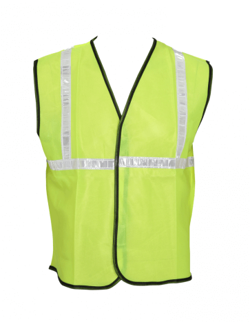 Green hi-visibility Jackets