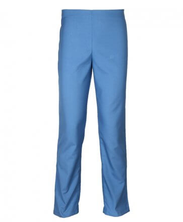 Sky blue women's nurse trousers