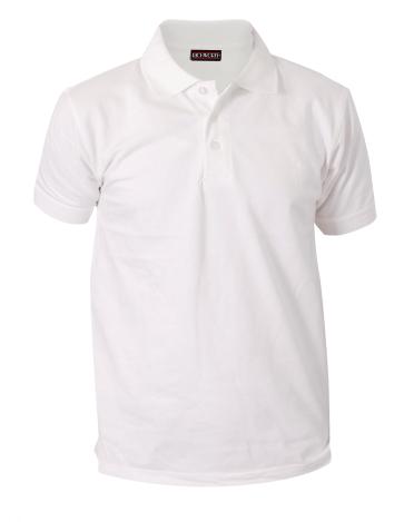 37f25719b090 Sparkling White Premium Polo T-shirt - Collar - Polos - T Shirts ...