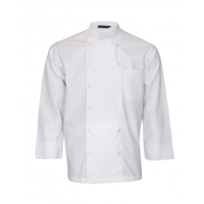 Plain white Chef Coats