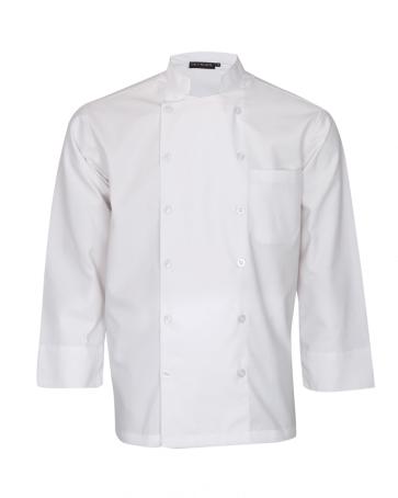 Plain white Chef Coats