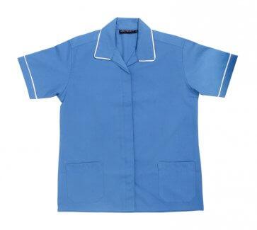 Sky blue nurse tunics