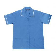 Sky blue nurse tunics