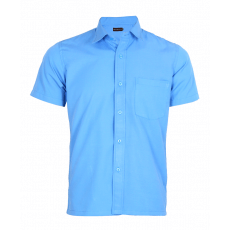 Aqua blue formal shirt