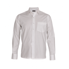 Classy white full sleeve shirt