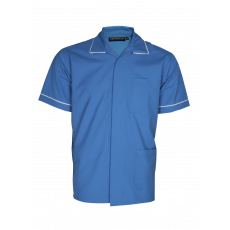 Sky blue nurse top for men