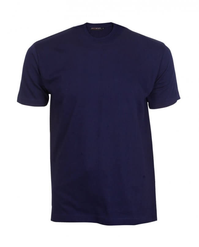f146f49e14a Navy Blue Round Neck T-shirt - Round Neck - T Shirts - CORPORATE
