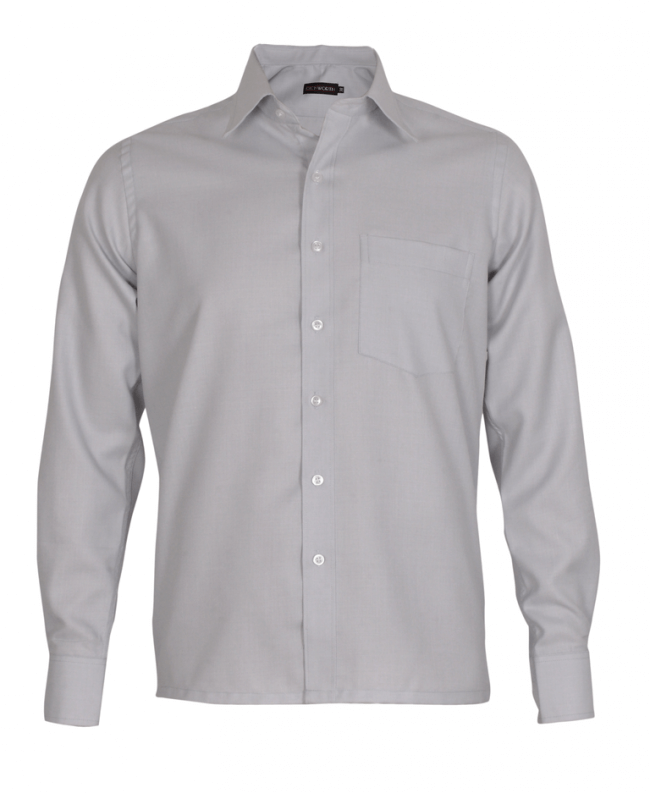 graphite grey formal shirt structured shirts corporate