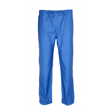Sky blue Unisex scrub pants
