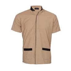 Beige service shirt
