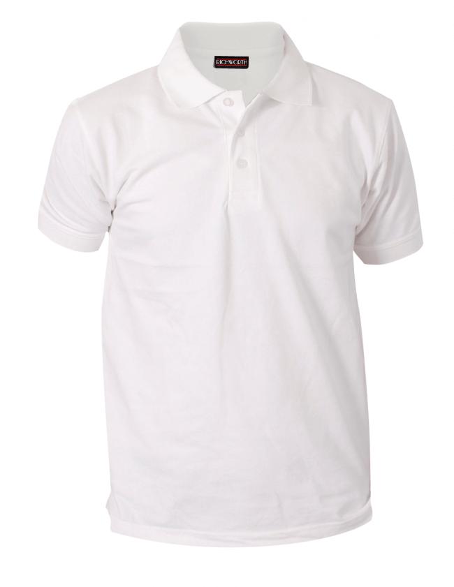 Sparkling White Premium Polo T-shirt - Collar - Polos - T Shirts ...